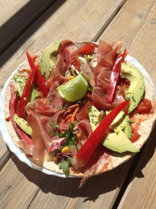 fitdutchies mexicaanse salade